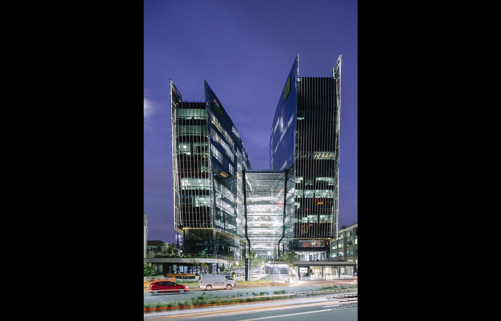 140 West Street - Sandton : Paragon Architects