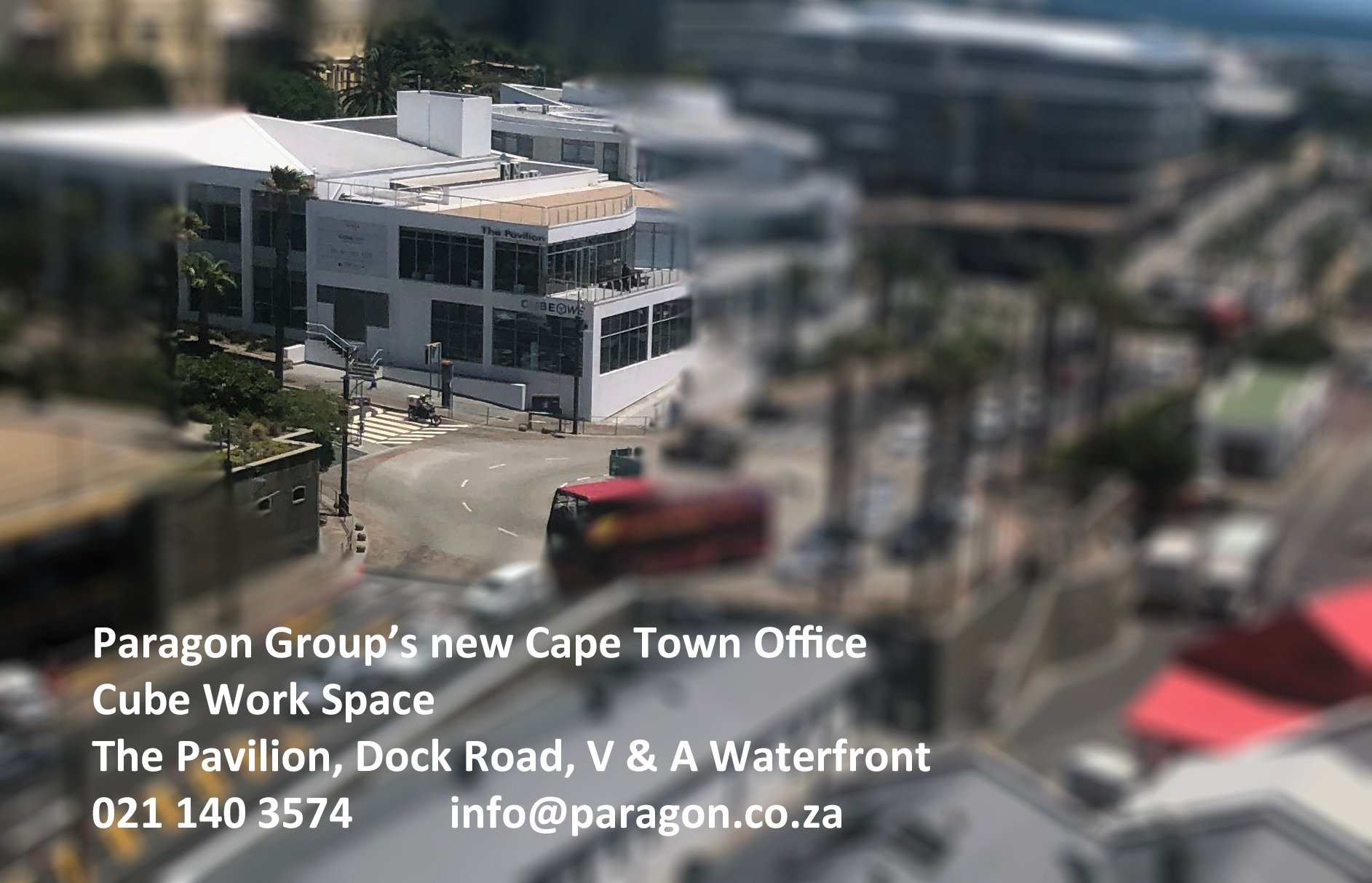 Paragon Cape Town Offices