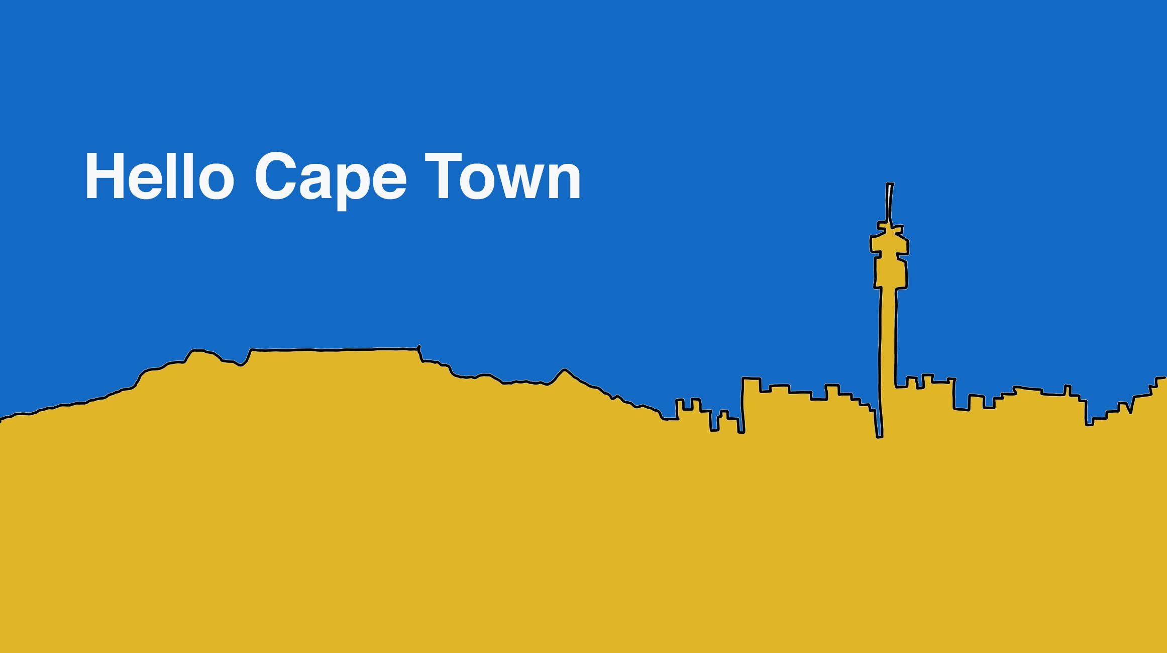 Hello Cape Town